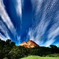 雲を生む昭和新山 その1