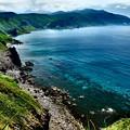 Photos: 神威岬から神恵内方面の眺望