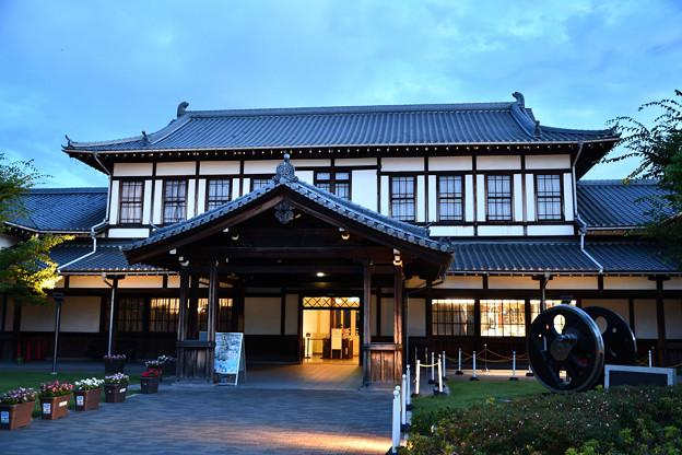 Photos: 旧二条駅駅舎