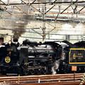 Photos: D51 498 復活30周年記念装飾