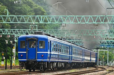 SLぐんまみなかみ号(12系客車)