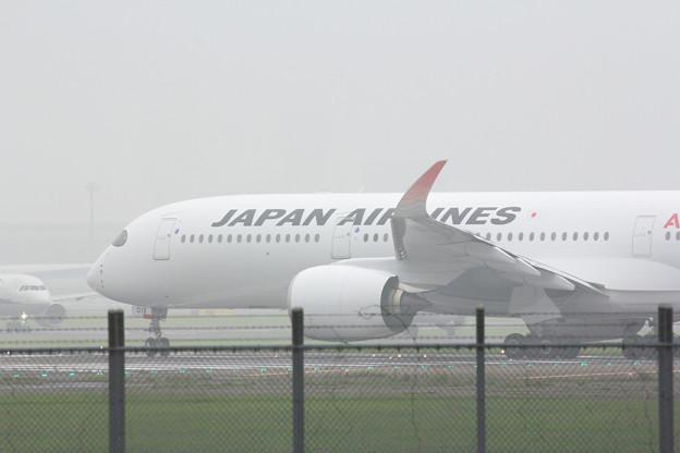 JAL A350 TEST FLIGHT!! その四