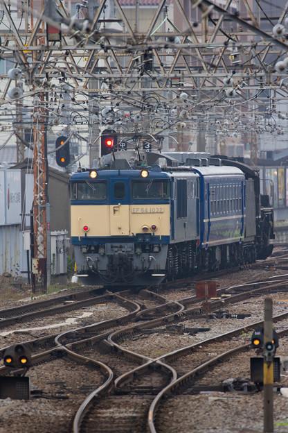 C57-180 高崎機関区入線 その壱