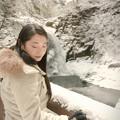 写真: I think in ice waterfalls