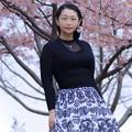 写真: The earliest cherry blossom viewing
