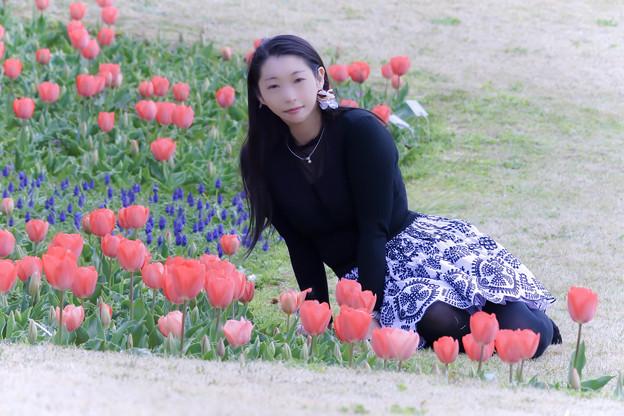 写真: Marry the Prince of the flower country