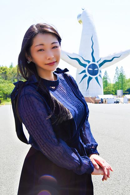 写真: The symbol of Showa