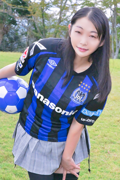 We are GAMBA OSAKA