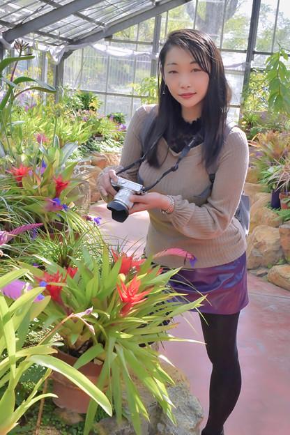 Take a flower