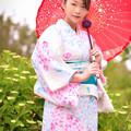 Photos: 紅紫陽花
