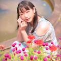 Photos: Round pond flowers