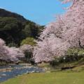 Photos: 山間に