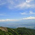 写真: 見晴岳からの見晴らし