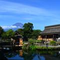 写真: 富士山の日