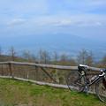 写真: 八ヶ岳展望ポイント