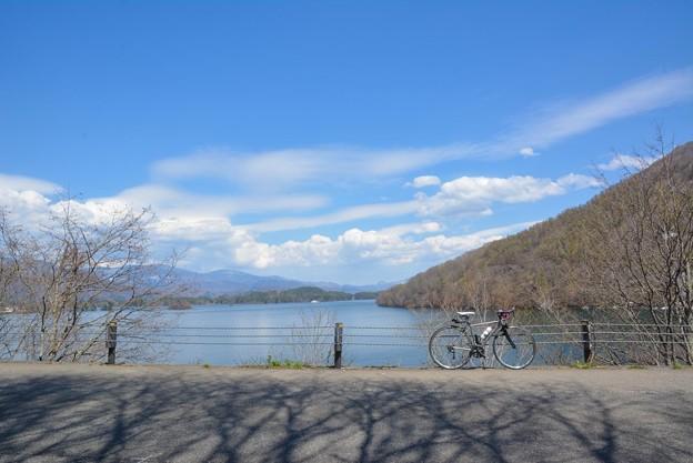 Photos: 桧原湖畔にて