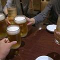 Photos: まずは乾杯!