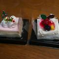 写真: 猫用クリスマスケーキ