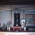 写真: 福正寺伝来の毘沙門さまは・・・