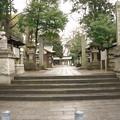 写真: 調(つき)神社です。