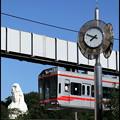 生活の中の鉄道