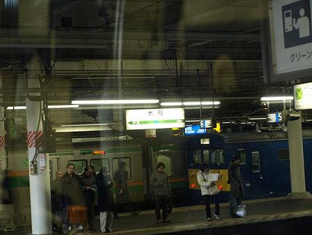 クモヤ143(大船駅)