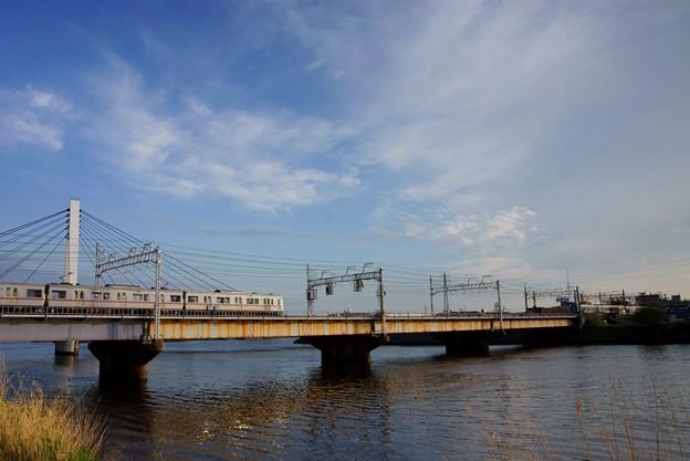 Photos: 京成電鉄 中川橋梁