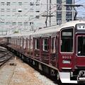 写真: 阪急9000系9003F