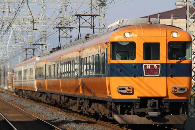 近鉄12410系NN12+22000系AL新塗装