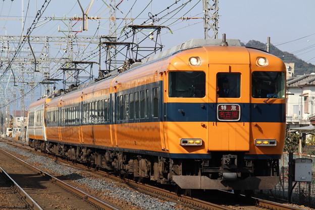 近鉄12400系NN02+22600系AT**