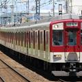 近鉄1400系FC03+1422系VW25