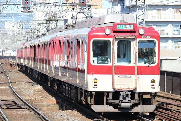 近鉄8600系X58+1249系VE49