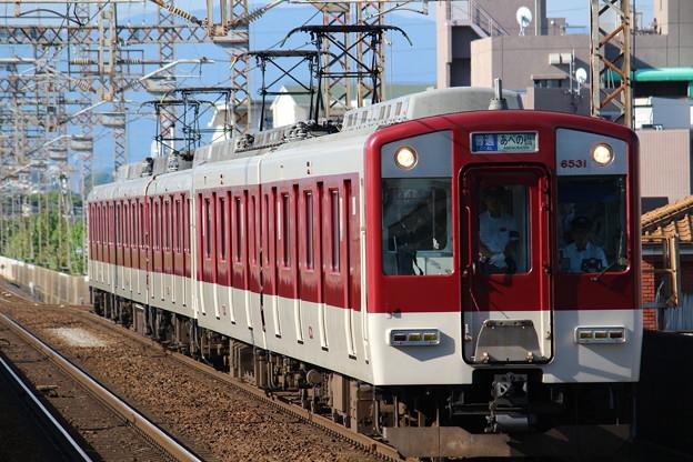 近鉄6422系Мi31+6020系C59