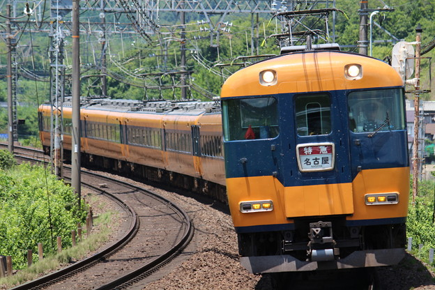 近鉄12200系NS47+同NS51