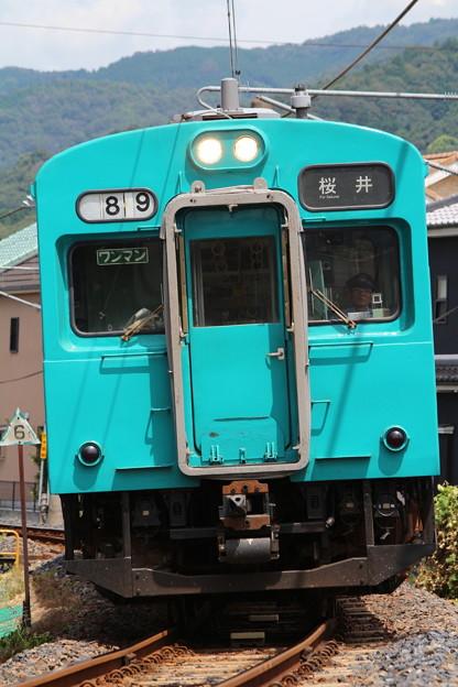 JR105系SW014