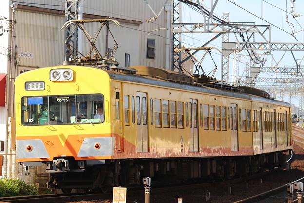 三岐鉄道101系103F