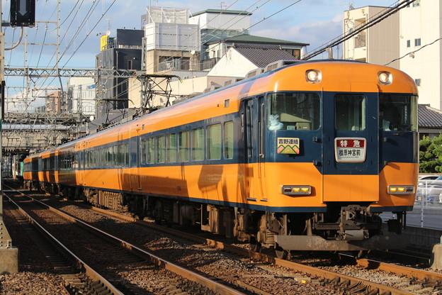 近鉄12200系NS40+同N54