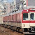 近鉄8600系X51+9020系EE26+8600系X**
