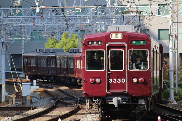 阪急3300系C#3330×7R