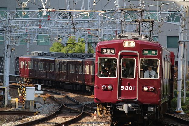 阪急5300系C#5301×7R