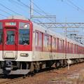 近鉄1400系FC07+9000系FW07