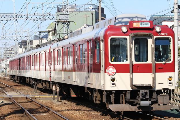 近鉄6020系C69