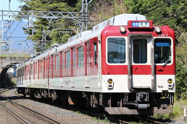 近鉄6020系C63