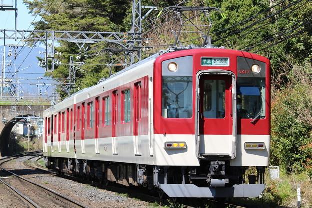 近鉄6413系Мi17