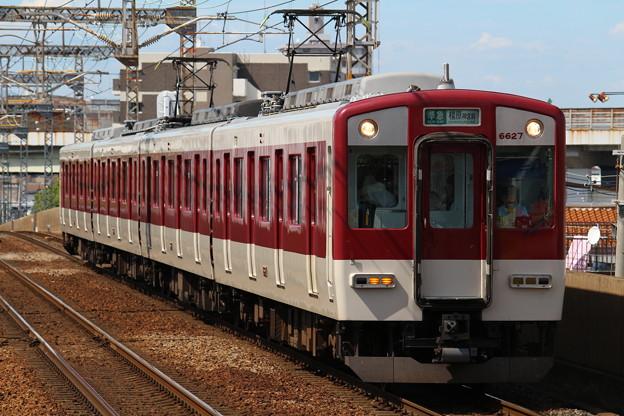 近鉄6620系MT27
