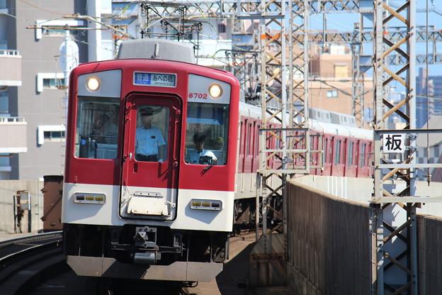 近鉄6600系FT02+6020系C25
