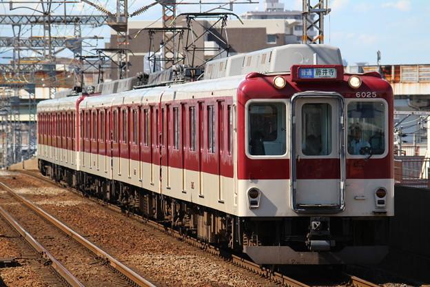 近鉄6020系C25+6600系FT03