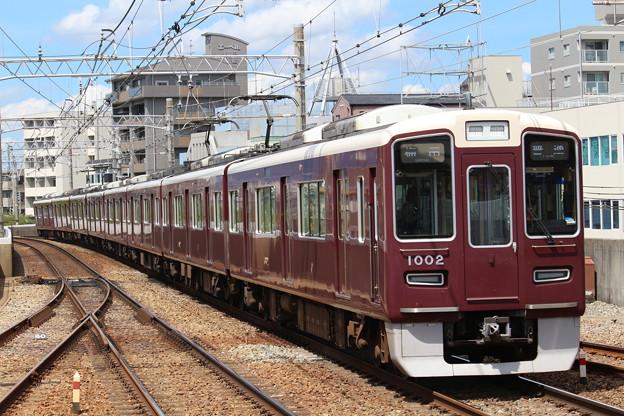 阪急1000系C#1002×8R