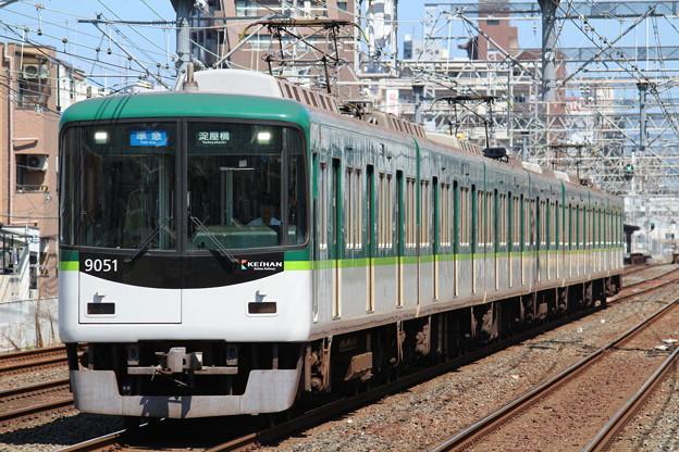 京阪9000系9001F