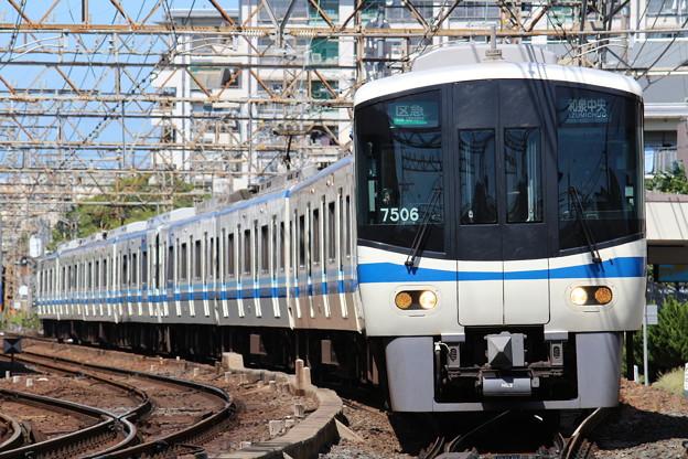 泉北7000系7505F+同7501F